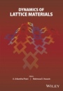 Dynamics of Lattice Materials - ISBN 9781118729595