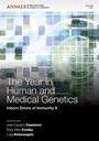 The Year in Human and Medical Genetics: Inborn Errors of Immunity II, Volume 1242 - ISBN 9781573318518
