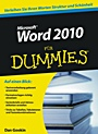 Word 2010 für Dummies - ISBN 9783527706105